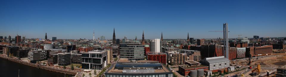hambourg panorama
