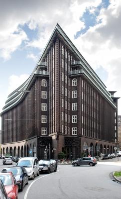 Chilehaus Hambourg