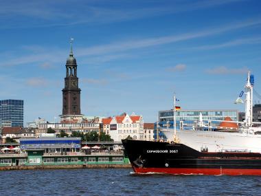 Le Port et la<br />HafenCity