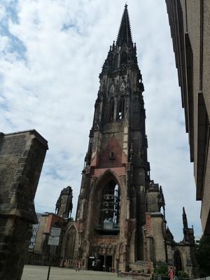 l'église saint nicolas hambourg